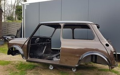 Stockie's Automotive - Custom Projects - MINI COOPER